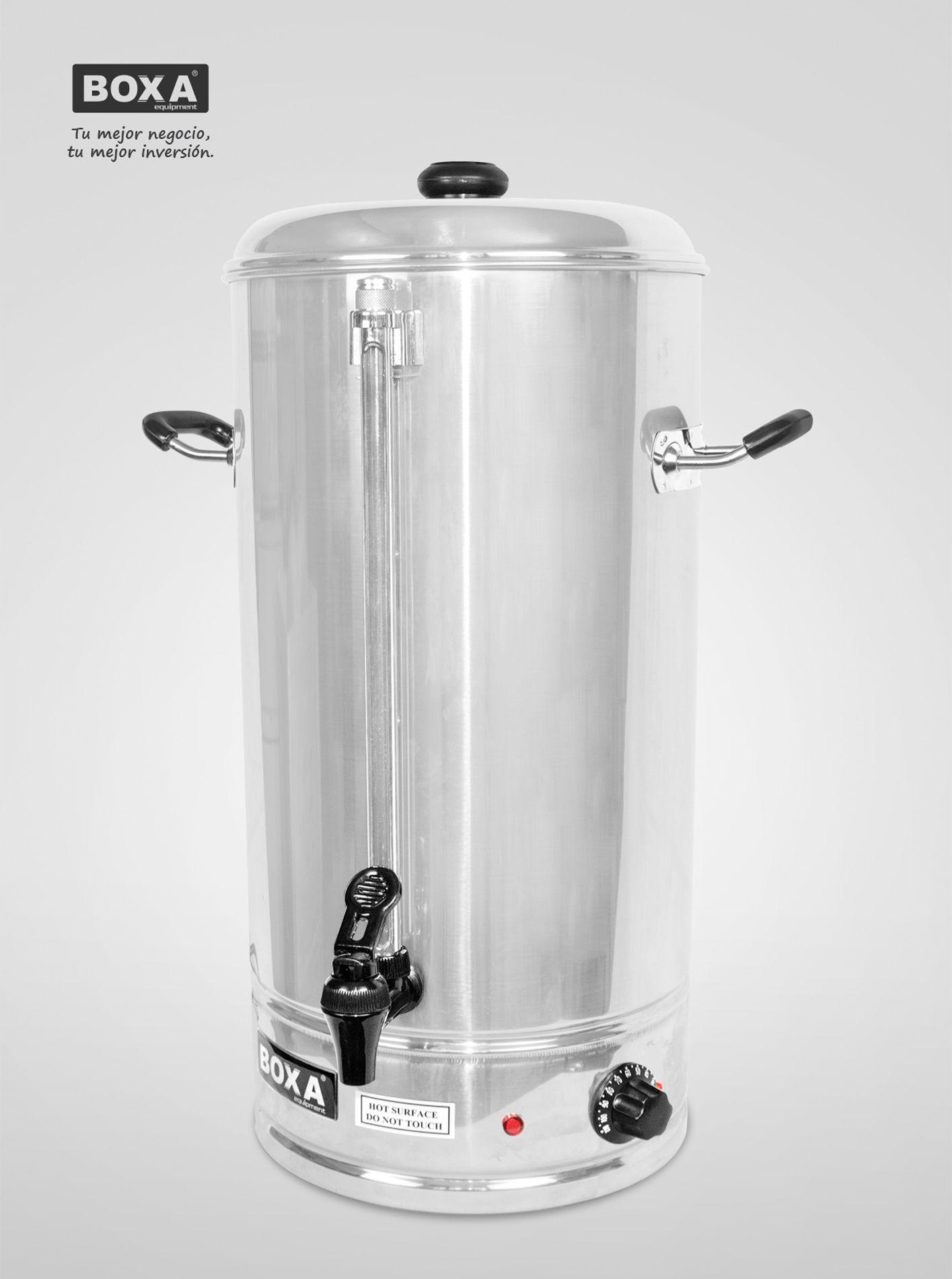 Hervidor de agua el ctrico de 20 litros boxa ryusac - Hervidor de agua electrico ...