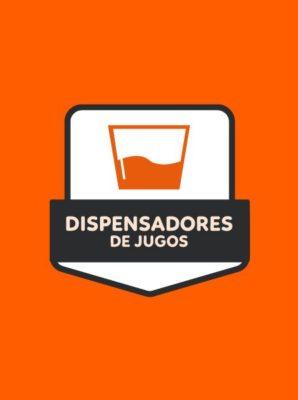 Dispensadores de Jugos